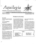 Aquilegia, Vol. 14 No. 5, September-October 1990: Newsletter of the Colorado Native Plant Society