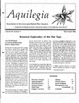 Aquilegia, Vol. 16 No. 2, March-April 1992: Newsletter of the Colorado Native Plant Society