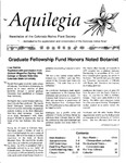 Aquilegia, Vol. 21 No. 1, January-March 1997: Newsletter of the Colorado Native Plant Society