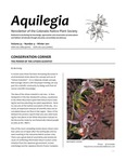 Aquilegia, Vol. 35 No. 4, Winter 2011: Newsletter of the Colorado Native Plant Society