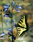 Aquilegia, Vol. 37 No. 3, Summer 2013, Newsletter of the Colorado Native Plant Society