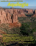 Aquilegia, Vol. 37 No. 6, Winter 2013, Newsletter of the Colorado Native Plant Society