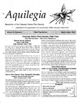 Aquilegia, Vol. 24 No. 2, March-April 2000: Newsletter of the Colorado Native Plant Society