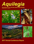 Aquilegia Volume 41 No. 5 Fall 2017