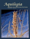 Aquilegia Volume 42 No. 1 Winter 2018 by Mary Menz, Mo Ewing, Judy Kennedy, Renee Galeano-Popp, Lenore Mitchell, Donald L. Hazlett Ph.D., Marcella Fremgen, Lara Duran, Robert Trout, and Brad Klafehn