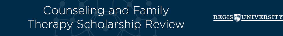 Counseling and Family Therapy Scholarship Review