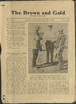 1920 Brown and Gold Vol 02 No 07 May 5, 1920