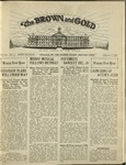 1921 Brown and Gold Vol 03 No 04 January 1, 1921
