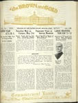 1921 Brown and Gold Vol 03 No 09 June 1, 1921