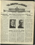 1921 Brown and Gold Vol 04 No 01 October 1, 1921