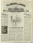 1921 Brown and Gold Vol 04 No 02 November 1, 1921