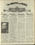 1921 Brown and Gold Vol 04 No 03 December 1, 1921