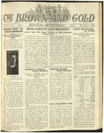 1924 Brown and Gold Vol 07 No 2 November 1, 1924