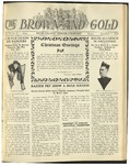 1924 Brown and Gold Vol 07 No 3 December 1, 1924