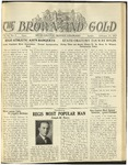 1925 Brown and Gold Vol 07 No 5 February 15, 1925