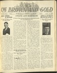 1925 Brown and Gold Vol 07 No 6 March 15, 1925