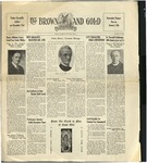 1928 Brown and Gold Vol 11 No 06 December 15, 1928
