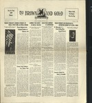 1929 Brown and Gold Vol 11 No 08 February 2, 1929