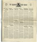 1929 Brown and Gold Vol 11 No 13 April 16, 1929