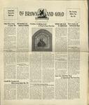 1929 Brown and Gold Vol 11 No 14 May 2, 1929