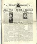 1930 Brown and Gold Vol 12 No 13 April 23, 1930
