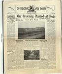 1930 Brown and Gold Vol 12 No 14 May 1, 1930
