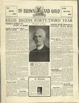 1930 Brown and Gold Vol 13 No 01 October 1, 1930
