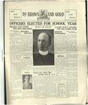 1930 Brown and Gold Vol 13 No 02 October 15, 1930