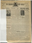 1934 Brown and Gold Vol 16 No 10 March 1, 1934