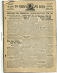 1934 Brown and Gold Vol 17 No 04 November 15, 1934