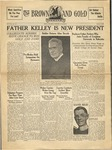 1935 Brown and Gold Vol 17 No 10 March 1, 1935