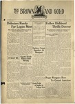 1935 Brown and Gold Vol 18 No 03 November 1, 1935