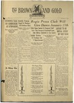 1935 Brown and Gold Vol 18 No 06 December 20, 1935