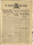 1936 Brown and Gold Vol 18 No 13 May 15, 1936