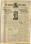 1936 Brown and Gold Vol 19 No 06 December 15, 1936