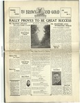 1931 Brown and Gold Vol 13 No 09 February 16, 1931