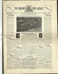 1931 Brown and Gold Vol 13 No 15 May 15, 1931