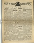 1932 Brown and Gold Vol 15 No 05 December 1, 1932
