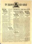 1937 Brown and Gold Vol 19 No 11 April 1, 1937