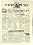 1937 Brown and Gold Vol 19 No 14 May 17, 1937