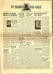 1937 Brown and Gold Vol 20 No 02 October 16, 1937
