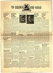 1937 Brown and Gold Vol 20 No 03 November 5, 1937