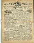 1933 Brown and Gold Vol 15 No 11 April 1, 1933