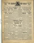 1933 Brown and Gold Vol 16 No 04 November 15, 1933