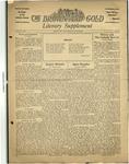 1933 Brown and Gold Vol 16 No 04a Supplement November 23, 1933