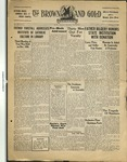 1933 Brown and Gold Vol 16 No 06 December 15, 1933