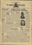 1938 Brown and Gold Vol 20 No 09 March 4, 1938