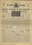 1938 Brown and Gold Vol 20 No 11 April 1, 1938