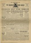 1938 Brown and Gold Vol 20 No 12 April 15, 1938