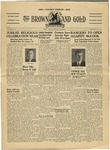 1938 Brown and Gold Vol 21 No 02 September 29, 1938